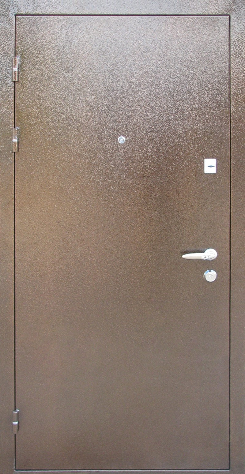 стальные двери порошковое покрытие
